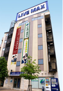 ホテルリブマックス新大阪駅前 外観